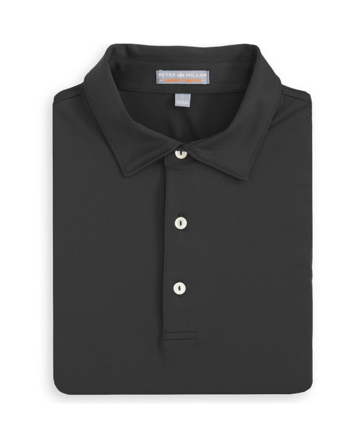 Solid stretch jersey polo peter millar south africa for Peter millar golf shirts